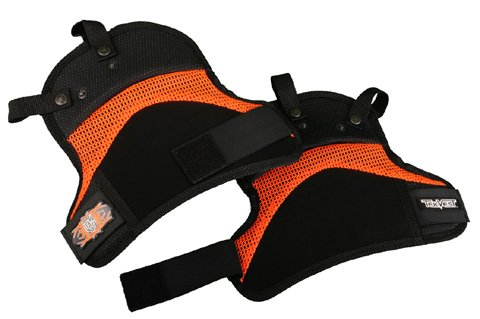 TEKVEST OPTIONAL SHOULDER PADS - XLARGE winnwell gx 4 jr shoulder pads
