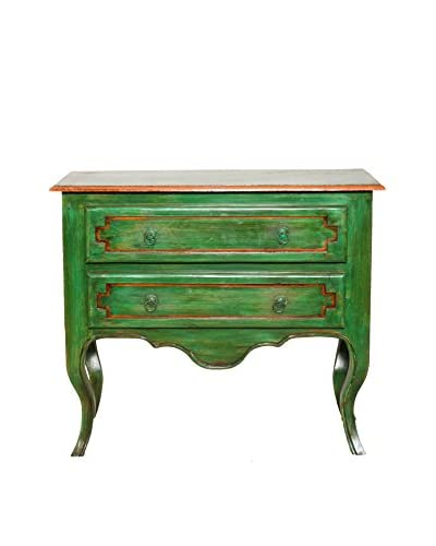 Avery Dresser, Jade/Green