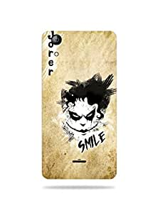 alDivo Premium Quality Printed Mobile Back Cover For Micromax Canvas Selfie Q340 / Micromax Canvas Selfie Q340 Printed Mobile Case (MKD031-3D-M19-MCSQ340)