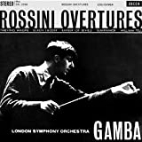 Rossini Overtures [VINYL]