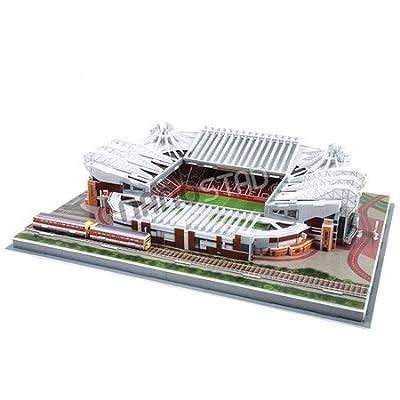 Man Utd 'Old Trafford' Stadium 3D Puzzle