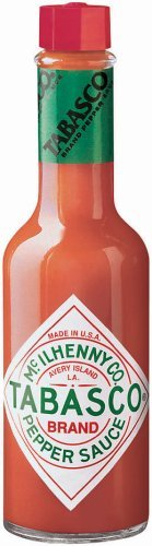 Tabasco Tobasco Sauce - 5 oz