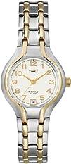 Timex Womens T27191 Elevated Classics Dress Sport Chic Two-Tone
