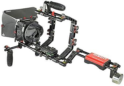 FILMCITY DSLR Camera Cage Shoulder Rig Kit (FC-02)