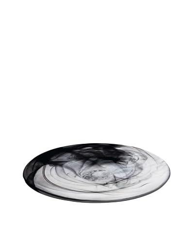 Orrefors Mine Dish, Black