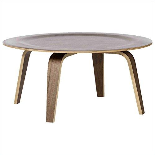 AEON Furniture Marcus Coffee Table in Walnut