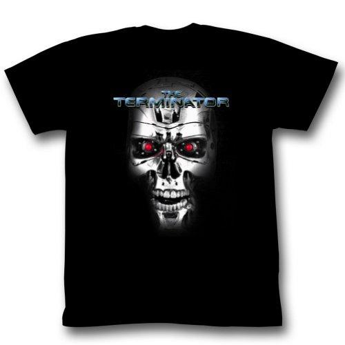 Terminator The Terminator Adult T-Shirt Tee