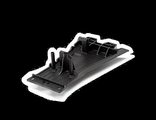 Traxxas 5831 Lower Chassis Low CG Black