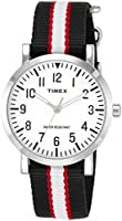 Timex OMG Analog White Dial Unisex Watch - TWEG15411