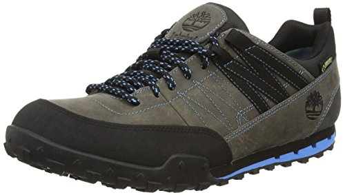 TimberlandGreeley Leather with Goretex Membrane - Low Rise Hiking hombre , color gris, talla 46