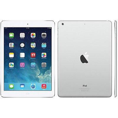 Brand New Apple iPad Air 16GB, Wi-Fi, 9.7inch Retina Display Space Silver (Latest Model)