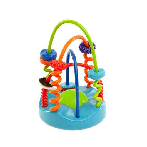 O Ball Sliding Spirals Toy