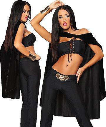 lady dracula costume