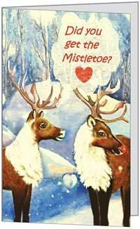 Popular christmas greetings cards for husband wife christmas christmas holidays reindeer humor romantic sexy funny wife husband sweetie love seasons greeting card m4hsunfo