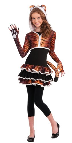 Rubie's Drama Queens, Tween Tigress Costume