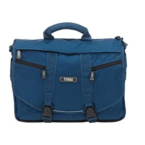 Tenba Mini Messenger Bag (Blue)