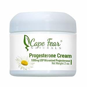 Progesterone cream men side effects