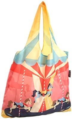 Envirosax Kids Shopper,Carousel,one size
