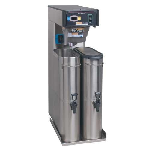 Bunn Twin 3 Gallon Iced Tea Brewer -Tb6Q-0301 front-601146