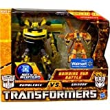 Transformers Bumblebee And Grindor