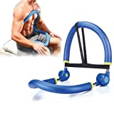 10 in 1 Perfect Home Gym Fitness Abdominal Exercise Equipment Pro Blue