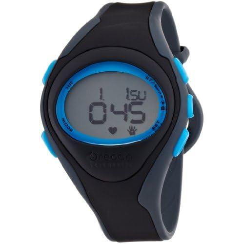 [オレゴン]Oregon 腕時計 エントリーモデル タッチパネル機能搭載 デジタル心拍計 チェストベルト付き ブルー SE102L メンズ 【正規輸入品】