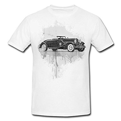 duesenberg-model-t-shirt-herren-men-mit-stylischen-motiv-von-paul-sinus