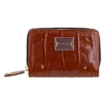Modalu Brown Leather Shoulder Bag 93