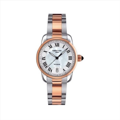 Damen-Armbanduhr XS Analog Quarz Edelstahl C025.210.22.118.00