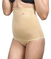 Adorna Low Waist Panty - Beige Ladies Shapewear