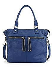 Snake Chain Shopper Bag [T83-7067L-S]
