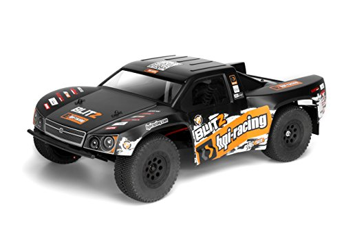Hpi - Automodello Blitz Flux 2Wd Scala 1:10 Short Course Truck 2,4 Ghz Rtr