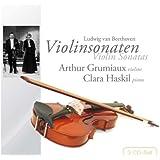 Beethoven: Die Violinsonaten (Gesamtaufnahme)