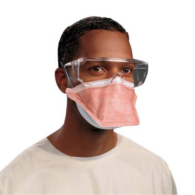 Kimberly-Clark Professional - Fluidshield* Pfr95* N95 Particulate Filter Respirator & Surgical Mask (Pack/35) N95 Partic Resp W/Safety Seal Film: 417-46767 - (pack/35) n95 partic resp w/safety seal film by Kimberly-Clark