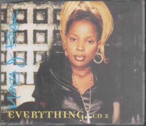 Mary J. Blige - Everything - CD Single - Zortam Music