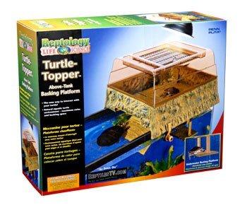 Reptology® Turtle Topper® Above-Tank Basking Platform & Dock