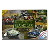 Sight and Sound puzzle--Best of British Cars