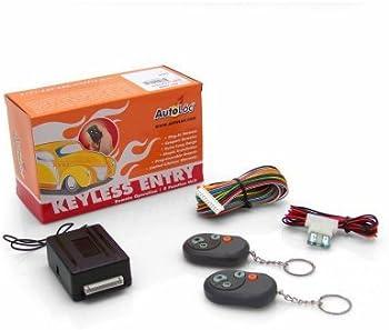 Autoloc 8-Function Remote Keyless Entry