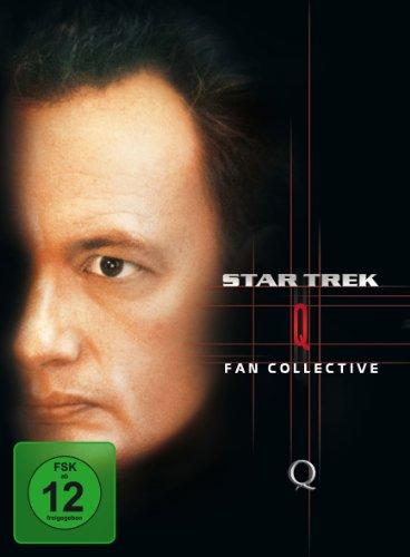 STAR TREK - Q/FAN COLLECTIVE [IMPORT ALLEMAND] (IMPORT)  (COFFRET DE 4 DVD)