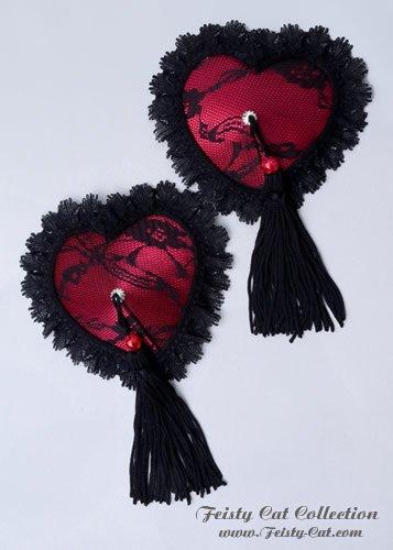 romantische-spitzen-pasties-mit-tassels-rendezvous-rot-schwarz