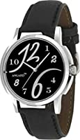 ASGARD SIL Analog Black Dial Watches for Men_GE-12&6