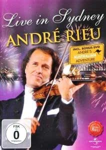 ANDRE RIEU-LIVE IN SYDNEY -2DVD-