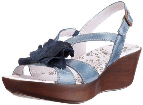 Wonders B5722 Damen Sandalen/Fashion-Sandalen