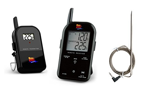 Cheapest Prices! Maverick ET-732 Wireless BBQ Meat Thermometer - Black - Includes Extra 6 Ft. Probe