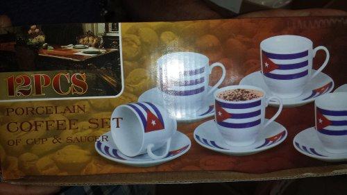 Cuban Coffee Cups