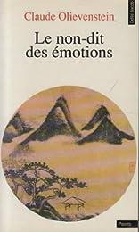 Le  Non-dit des émotions