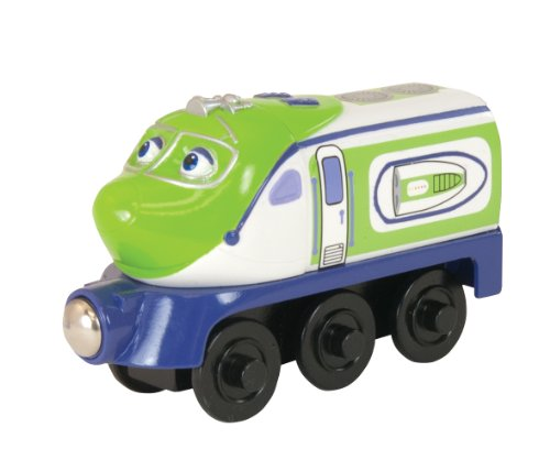 Chuggington Wooden Railway Chug-A-Sonic Koko