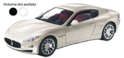 Top MONDO 1:18 SCALE MASERATI GRAN TURISMO DIECAST DIE-CAST MODEL TOY CAR CARS