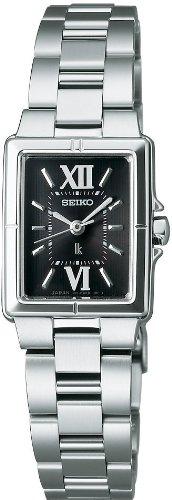 SEIKO (セイコー) 腕時計 LUKIA ルキア 秒針つき エコテックソーラー SSVR019 レディース
