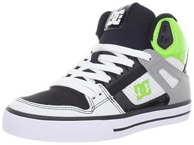 Buy DC Mens Spartan High WC Skate Shoe by DC